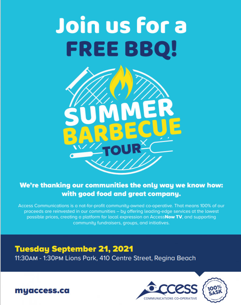 Access Summer Barbecue Tour