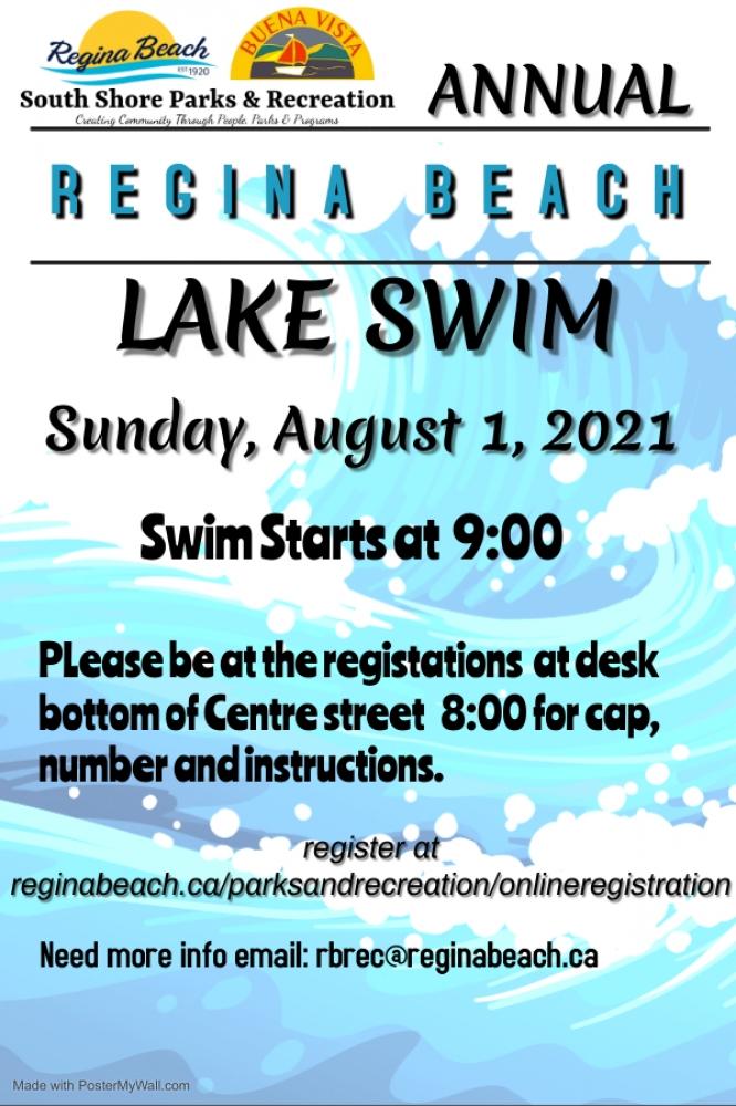 Annual Lake Swim