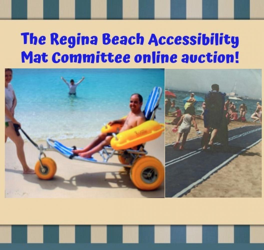 Beach Mat Fundraiser