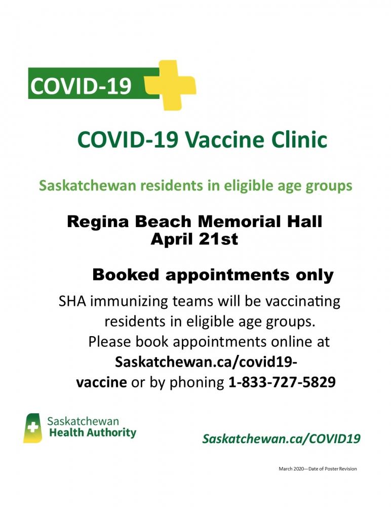 COVID-19 Vaccine Clinic 💉