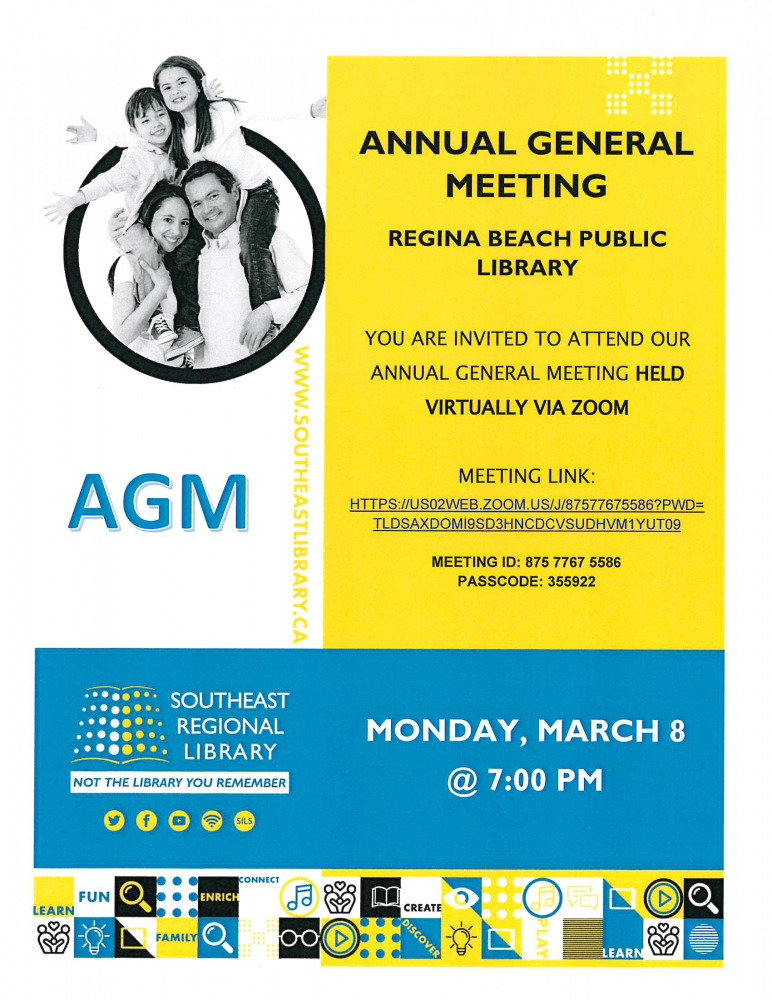 Library Annual General Meeting
