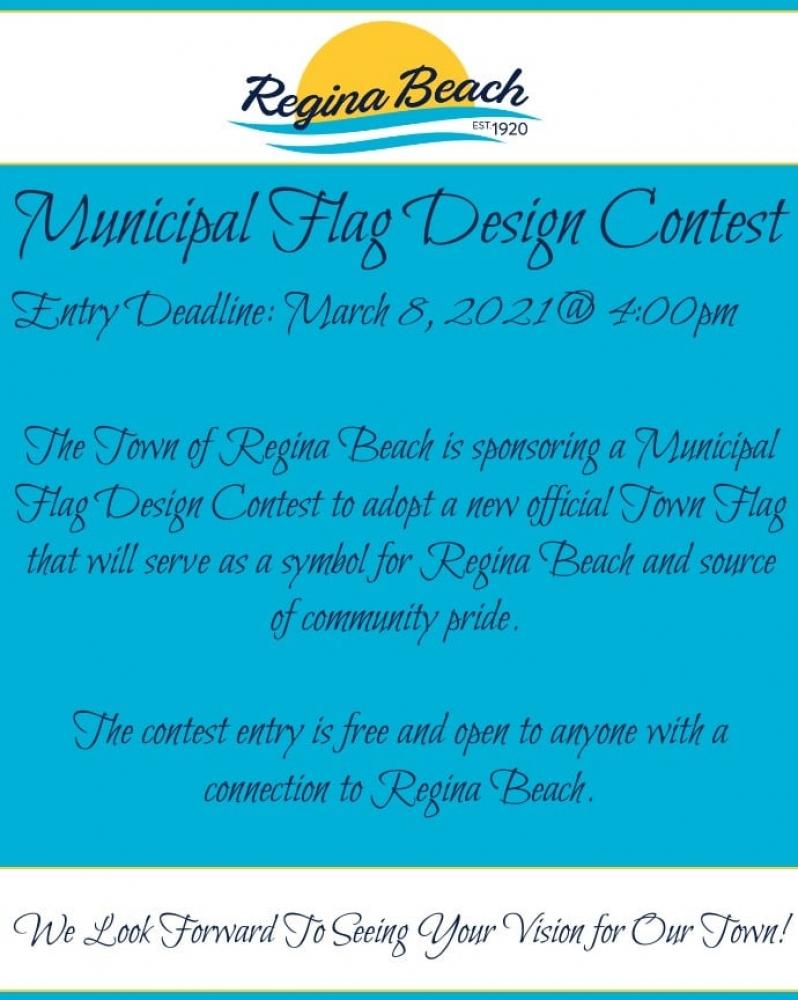 Municipal Flag Design Contest - Entry Deadline March 8