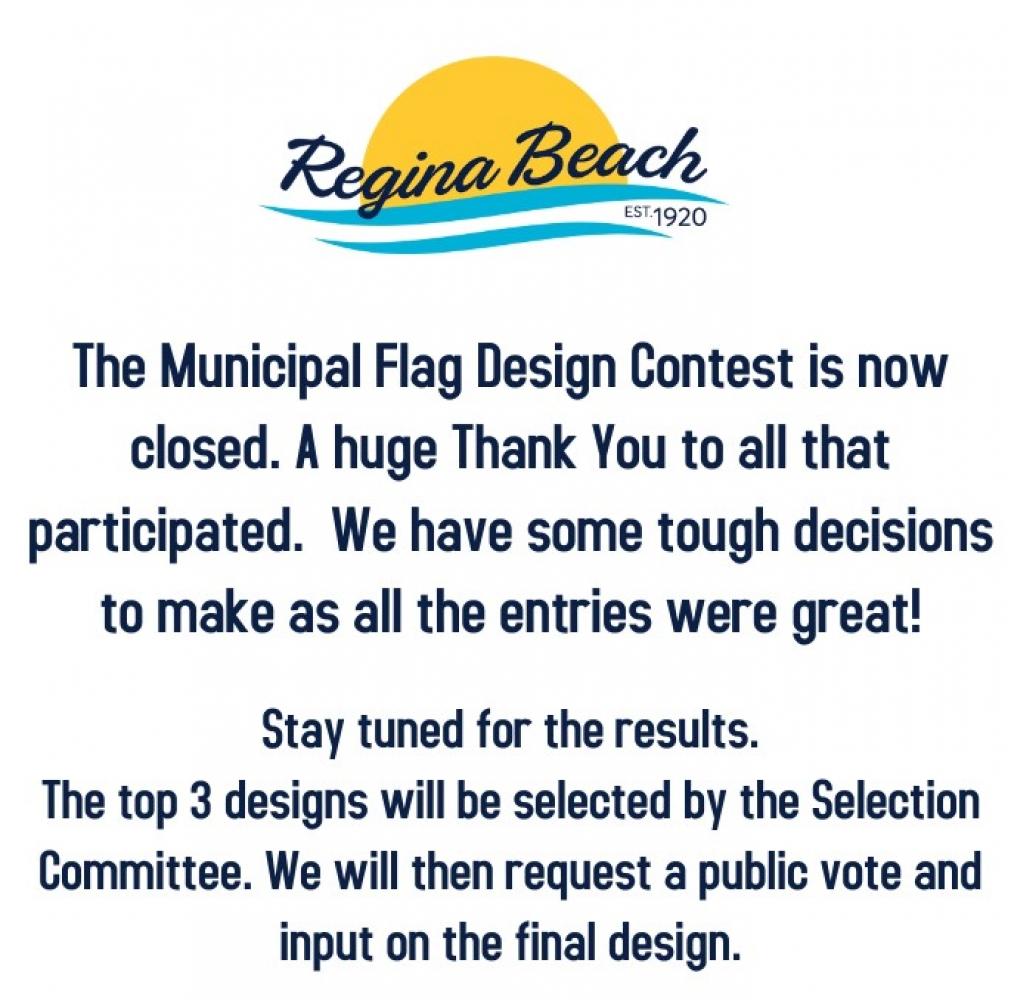 Municipal Flag Design Contest Officially Closed