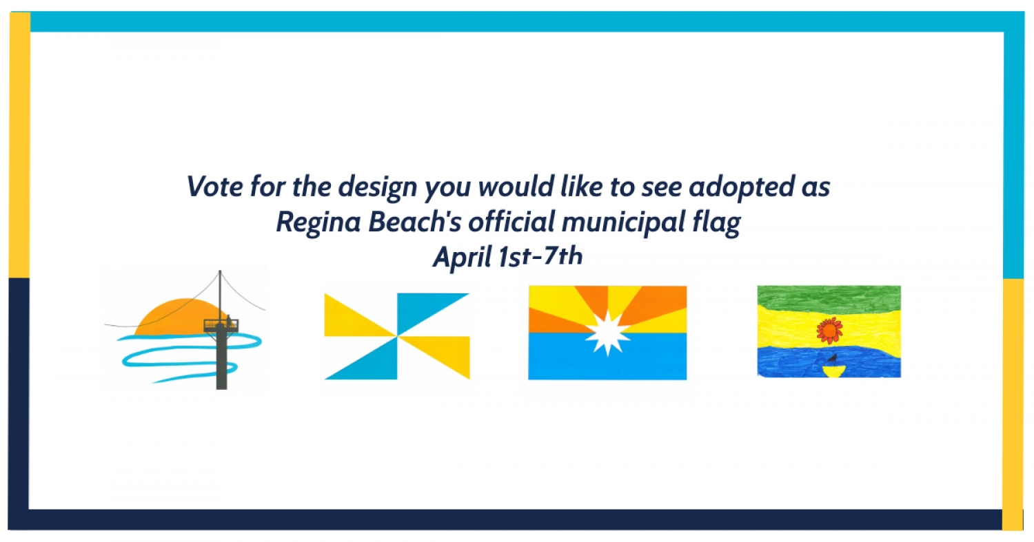 Municipal Flag Design Voting Now Open!
