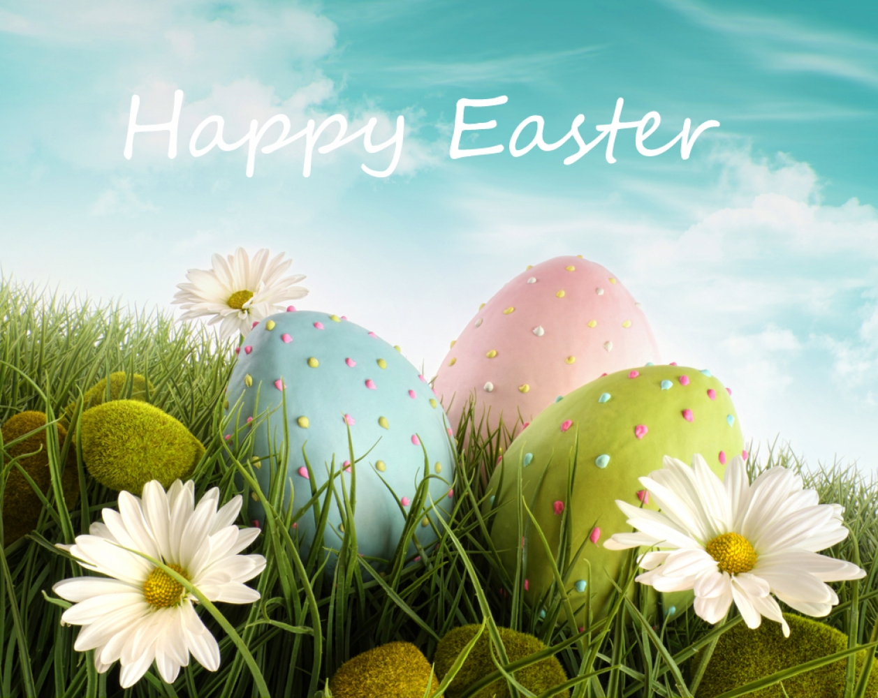 Happy Easter - Office Closed April 2
