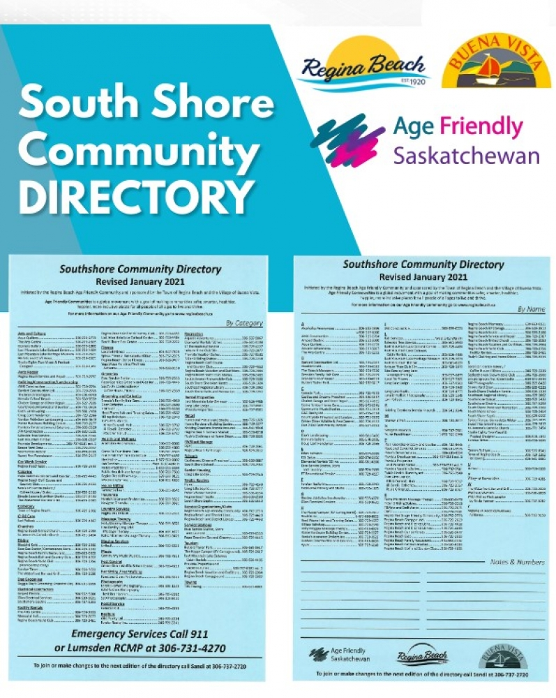 South Shore Community Directory