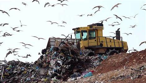 Landfill Open