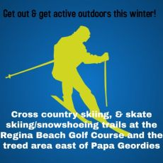 Ski/Snowshoe Trails