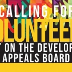 Development Appeals Board Members Needed