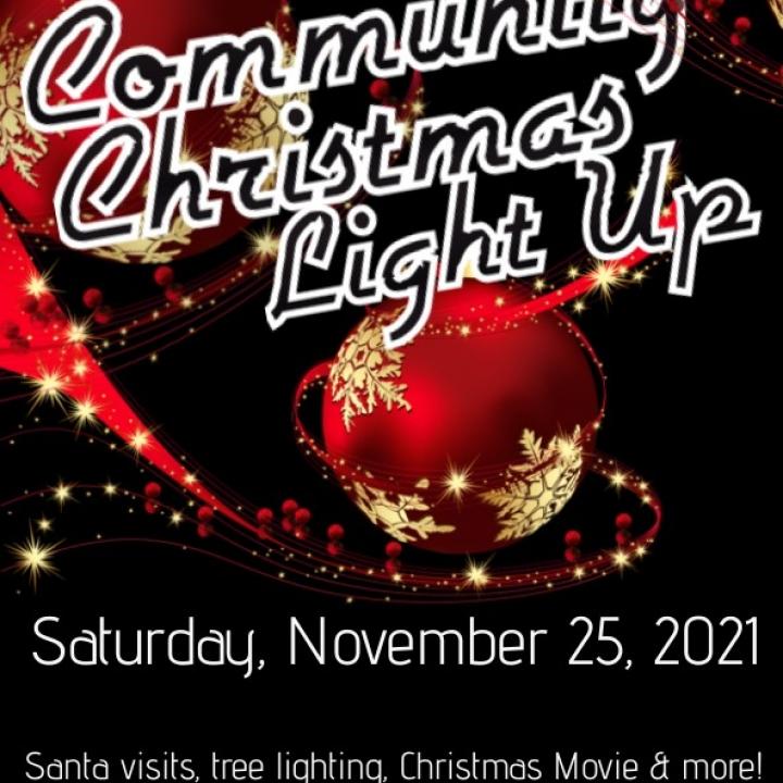 Community Christmas Light Up