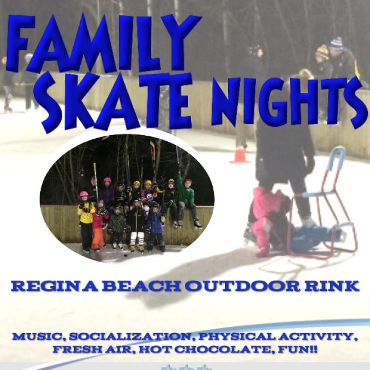 Family Skate Nights