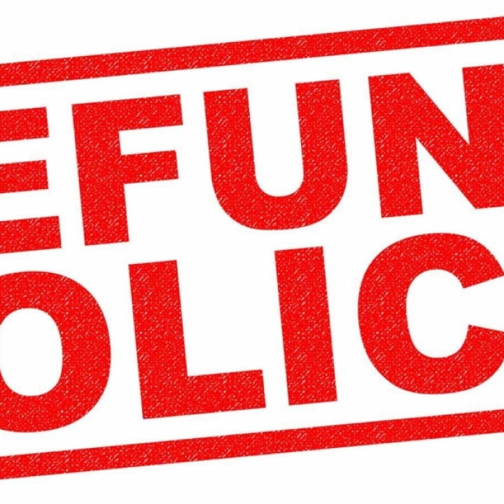 Refunds, Credits & Late Registration Policy