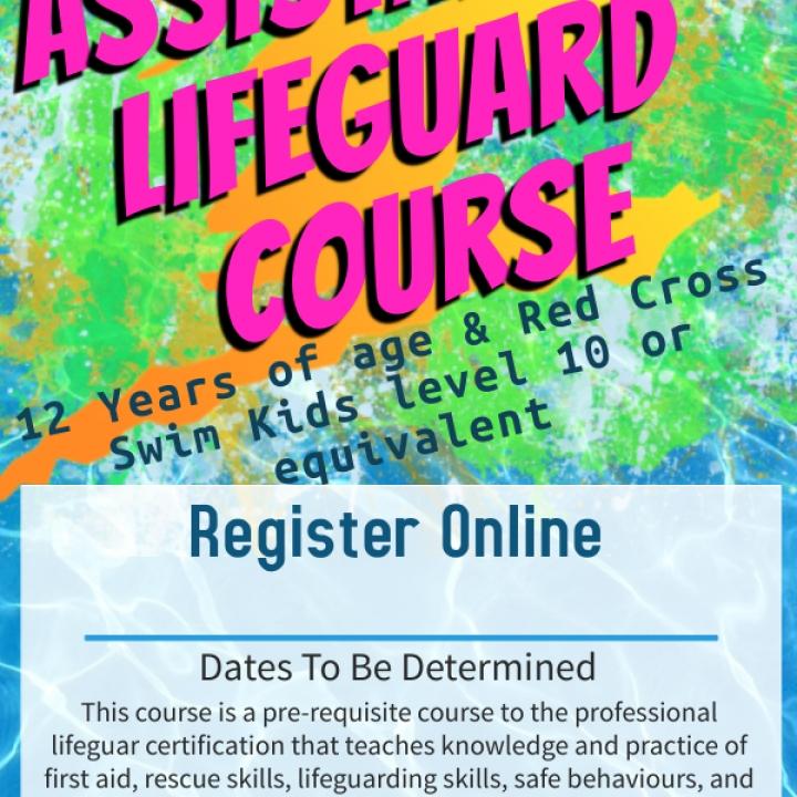 Assistant & Lifeguard Courses